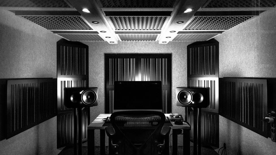Consultoria acústica - estudis de música