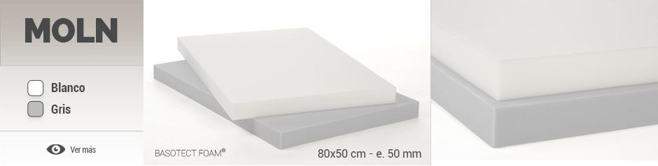 Moln –  Bafle absorbente acústico Basotect