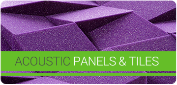 Sound Absorbers and Acoustic Panels