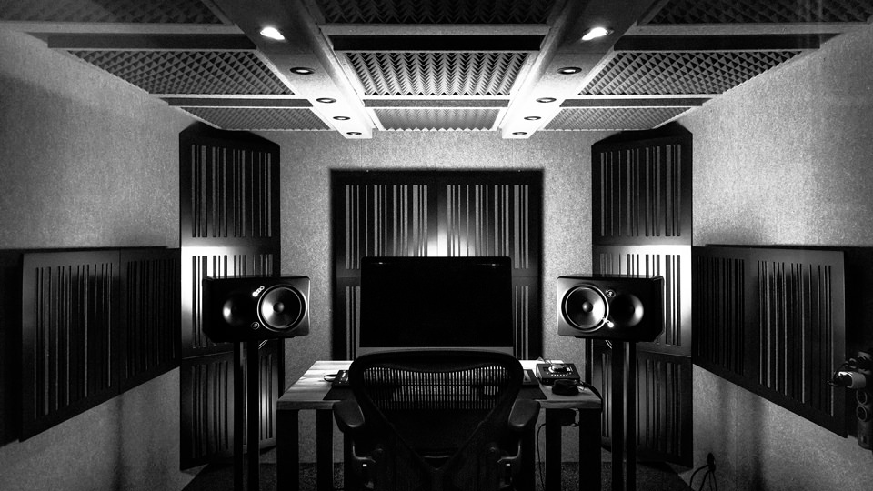 Acoustic Consulting Service - music studios