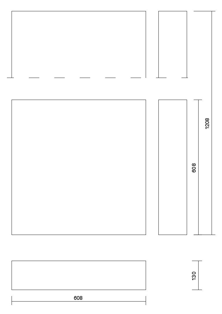 Dibuix tècnic  panell JJM 130